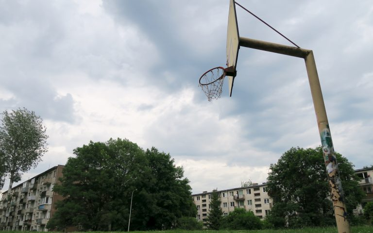 Баскетбол – страсть моя