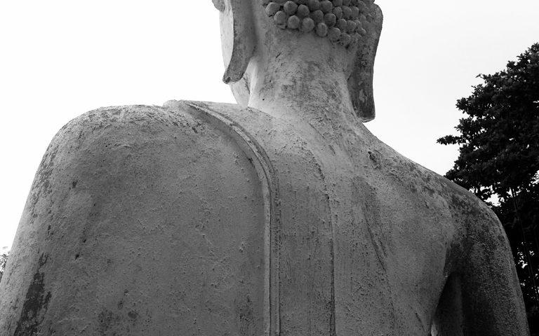 Обратная сторона Будды №31