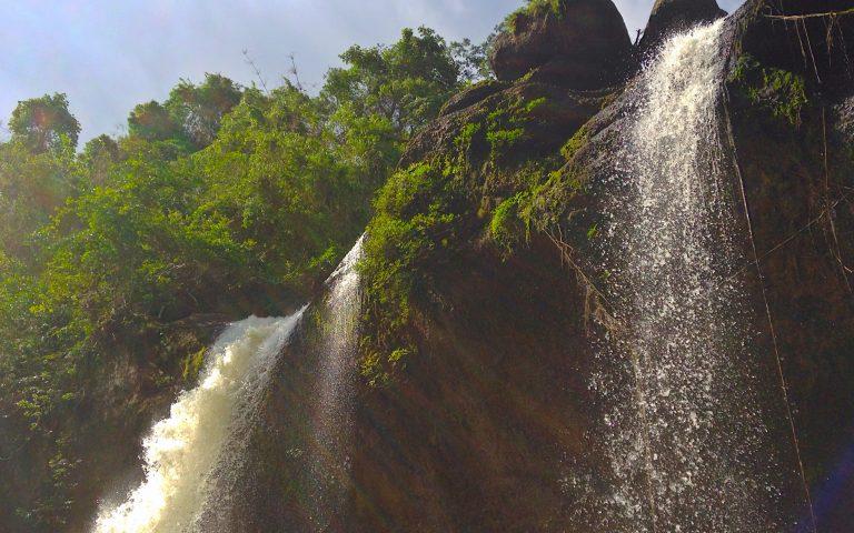Водопад Hew Su Wat 2