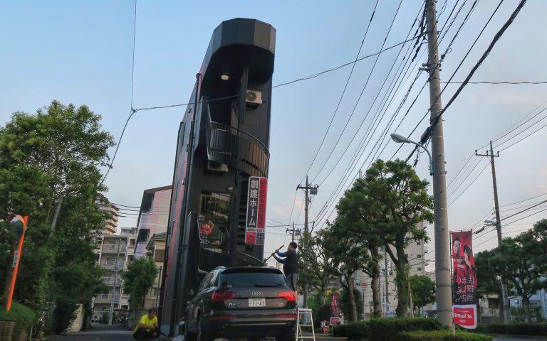 Дефицит места в Токио