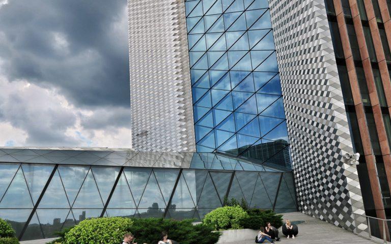 Swedbank Terasa в Вильнюсе