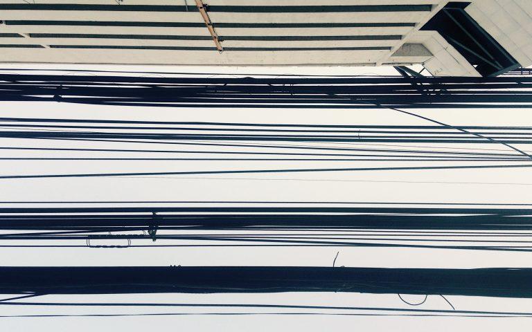 Столбы и провода: духовные опоры №48