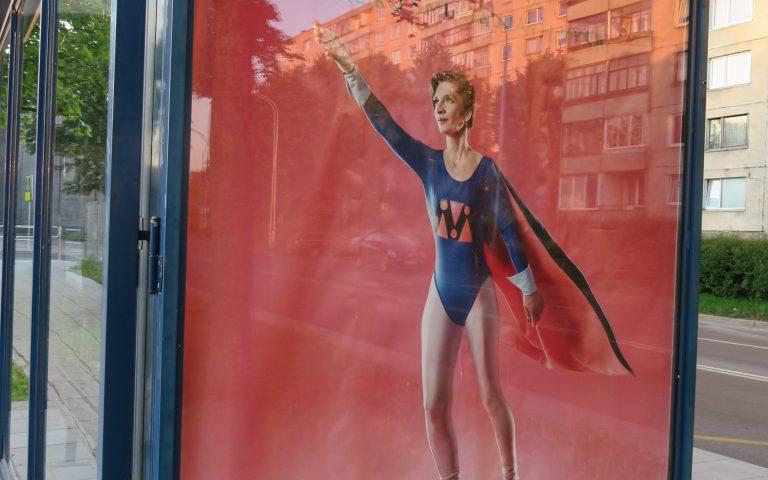 Социальная реклама в Литве #superherojes