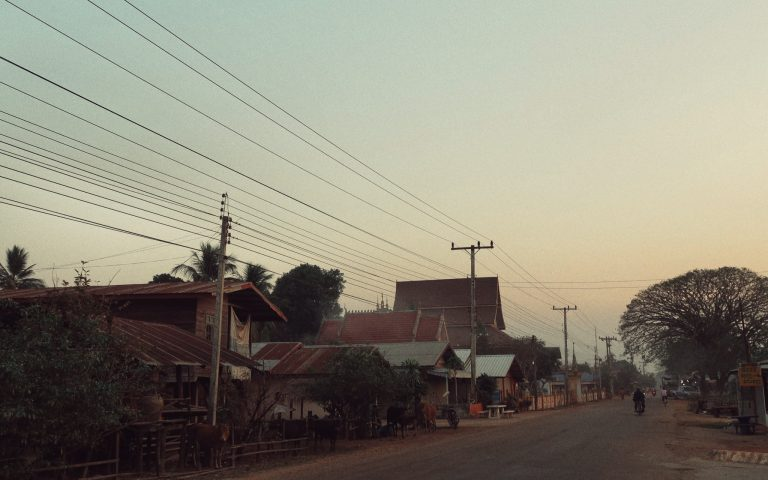 Лаос провинциальный 3