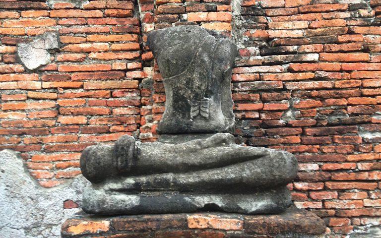 Будды Аюттхаи 21