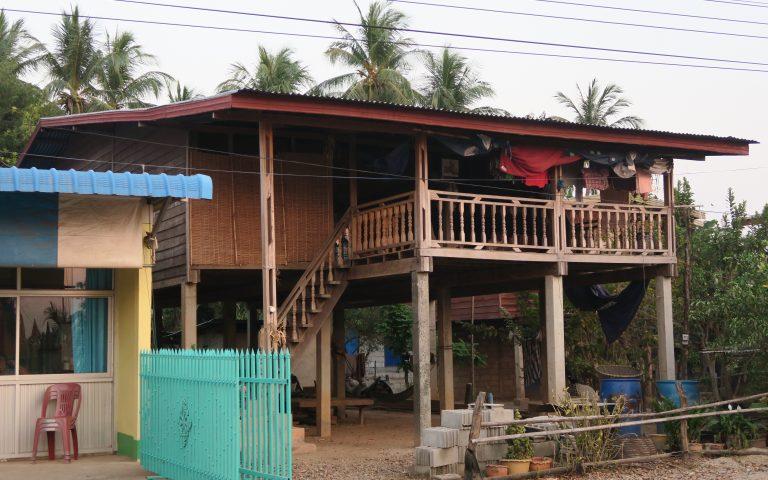 Преодолеть Лаос 7
