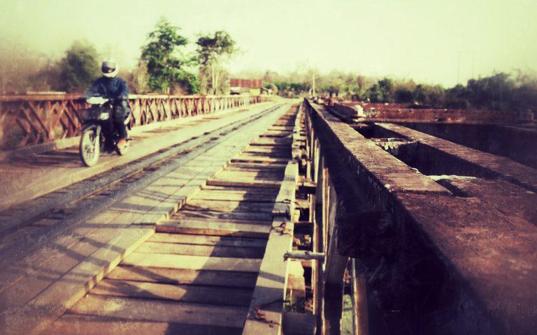 Преодолеть Лаос
