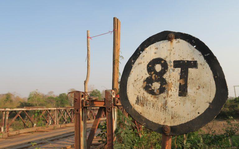 Преодолеть Лаос 3 (8T)