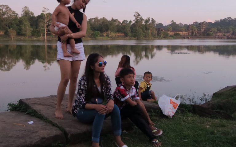 Ангкор на долгую память. И в соцсети!