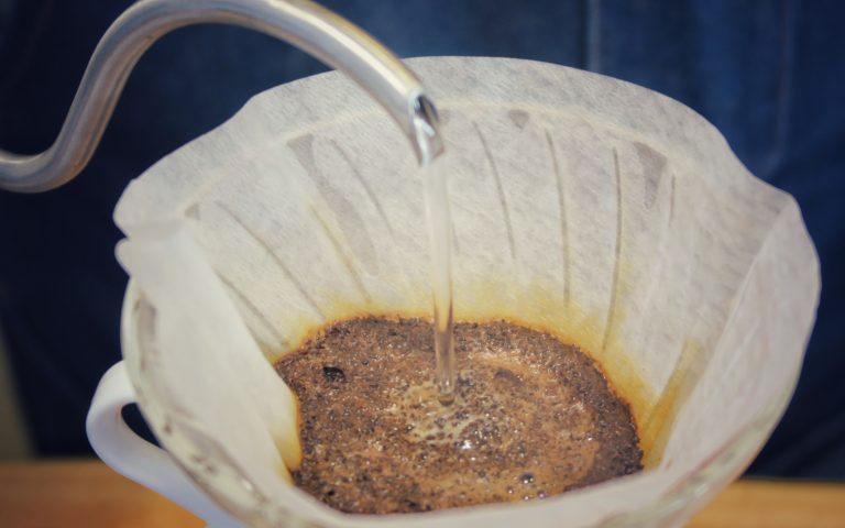 Тонкости заваривании кофе методом пуровер