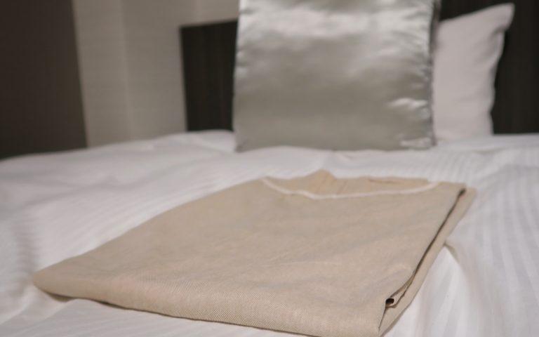 Какая же японская гостиница без пижамы?!