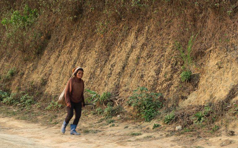 Преодолеть Лаос 14