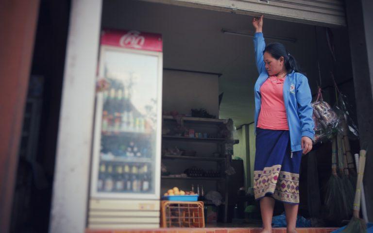 Преодолеть Лаос 15