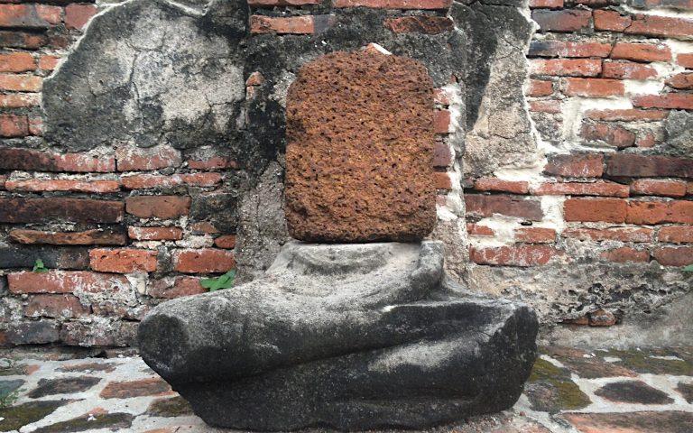Будды Аюттхаи 29