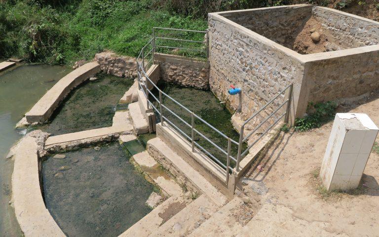 «Горячие источники» Baw Noi Hot Springs