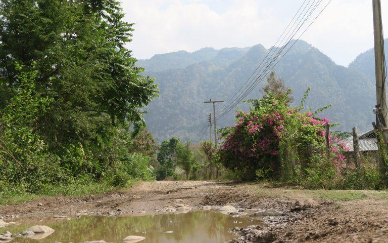 Дороги Лаоса