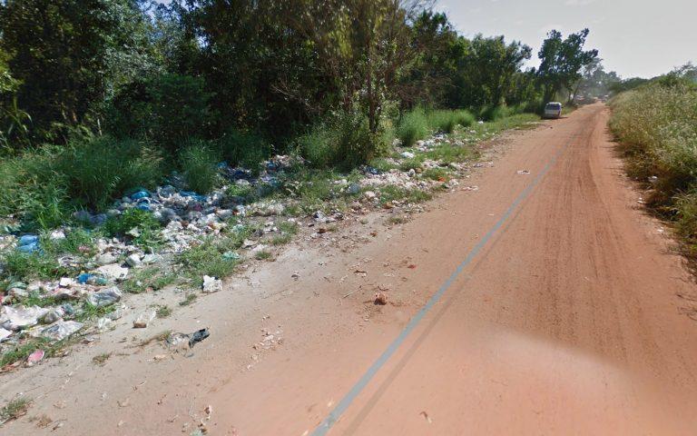 Тайско-камбоджийская граница Choam