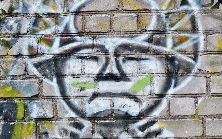Граффити в Вильнюсе 4