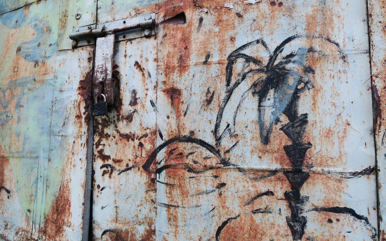 Граффити в Вильнюсе 5