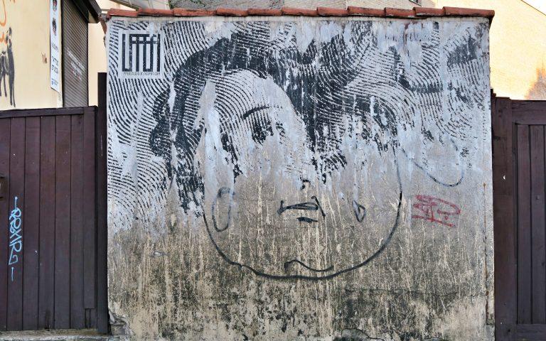 Граффити в Вильнюсе 3