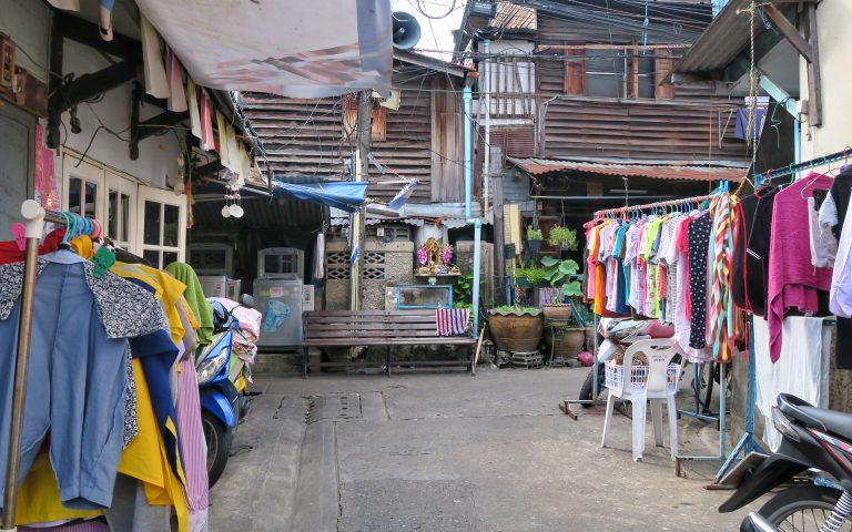 Бангкокский дворик