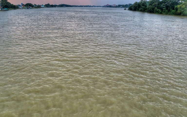 Все реки впадут в Меконг