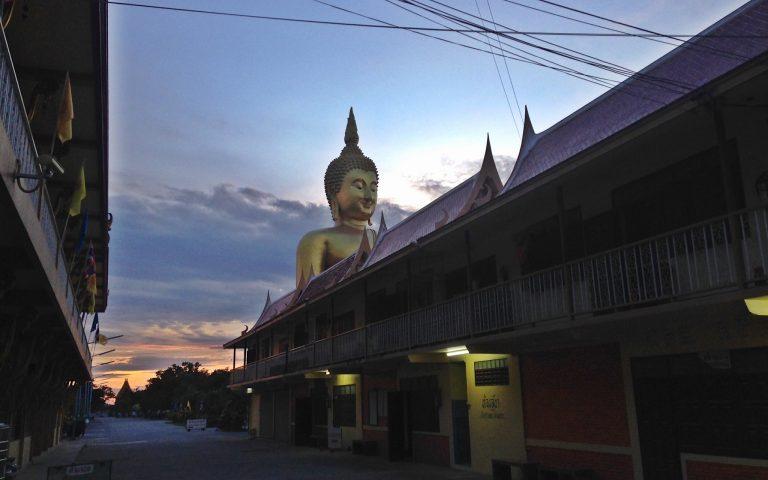 Будда Возвышающийся 3