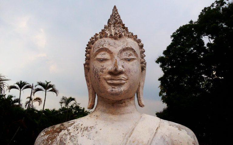 Будды Wat Yai Chai 6