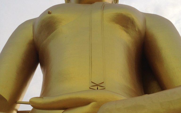 У мизинца Великого Будды 14