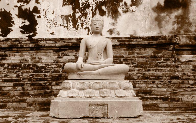 Будды Wat Yai Chai 3