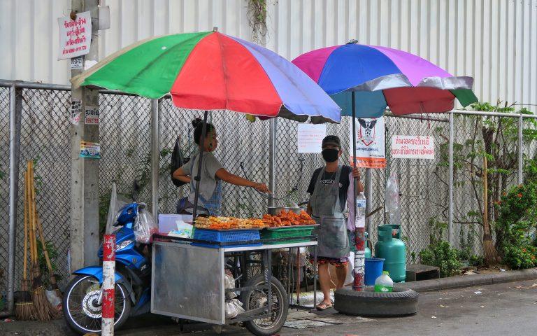 Тайская передвижная кухня (макашница)