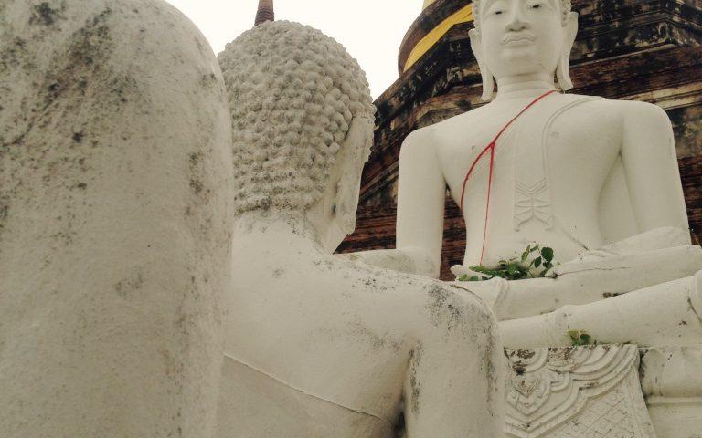 Будды Wat Yai Chai 5