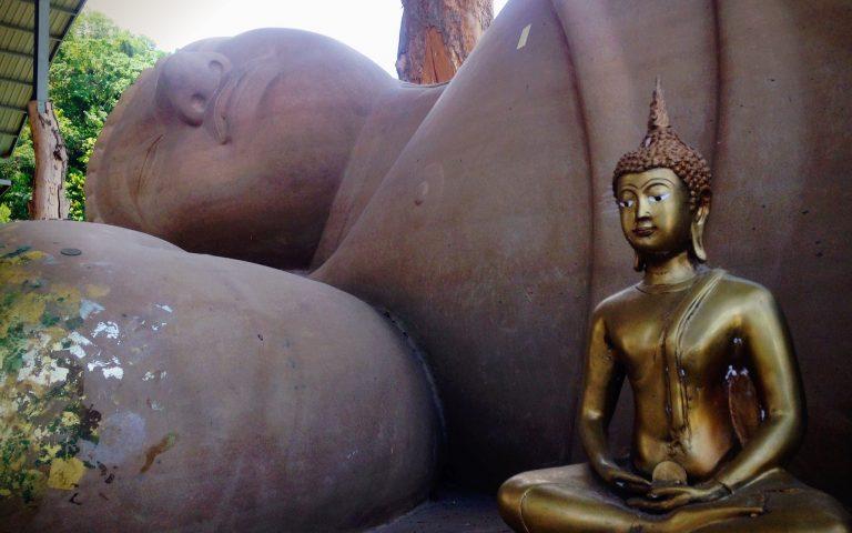 В тени Большого Будды