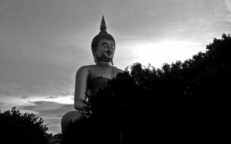 Будда Возвышающийся 2