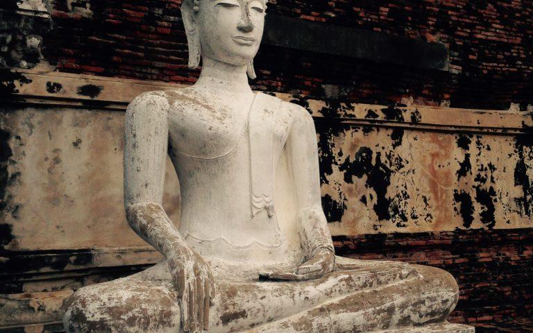 Будды Wat Yai Chai 2