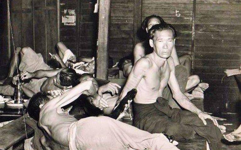 Опиум-бар в Бангкоке