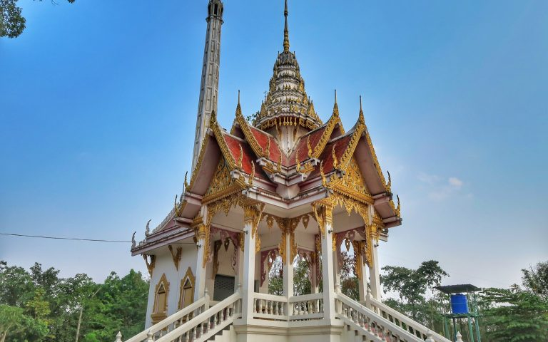 Крематории Таиланда