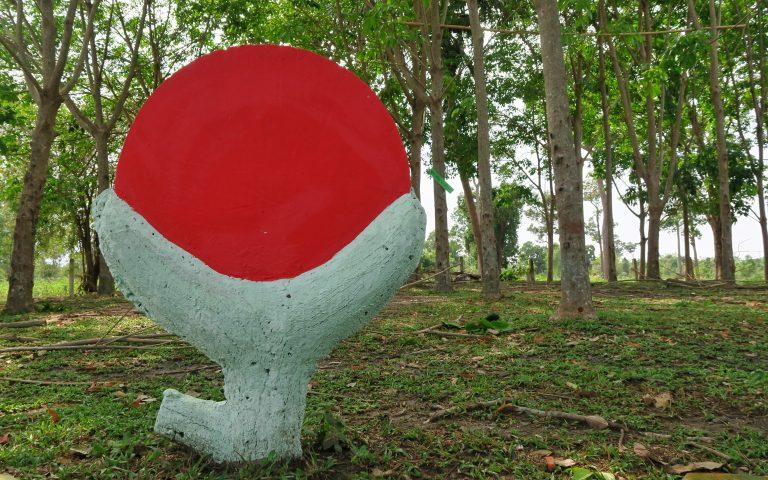 Богатое скульптурное наследие Таиланда
