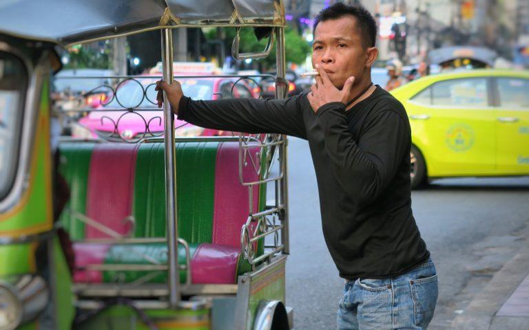 «Эх, прокачу!» по-тайски