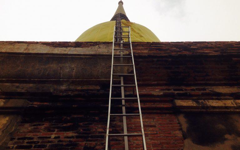 Лестница к куполу