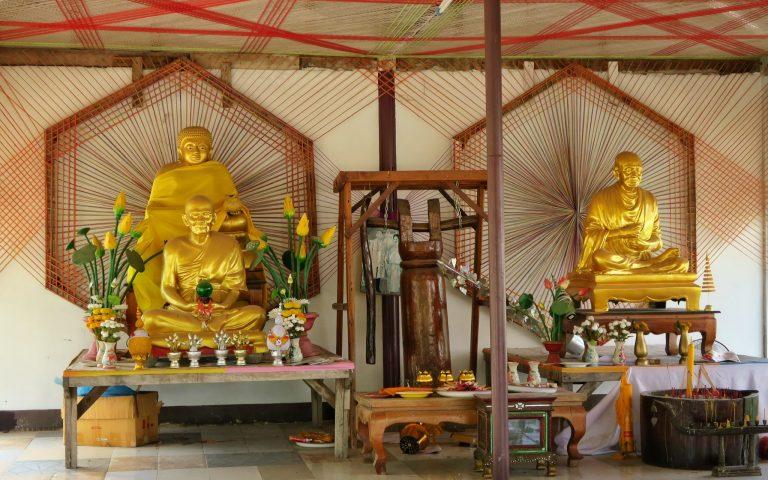 Буддийский храм Wat Non Samran 3