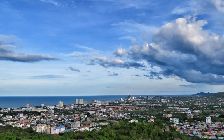 Синие горизонты Хуа Хина