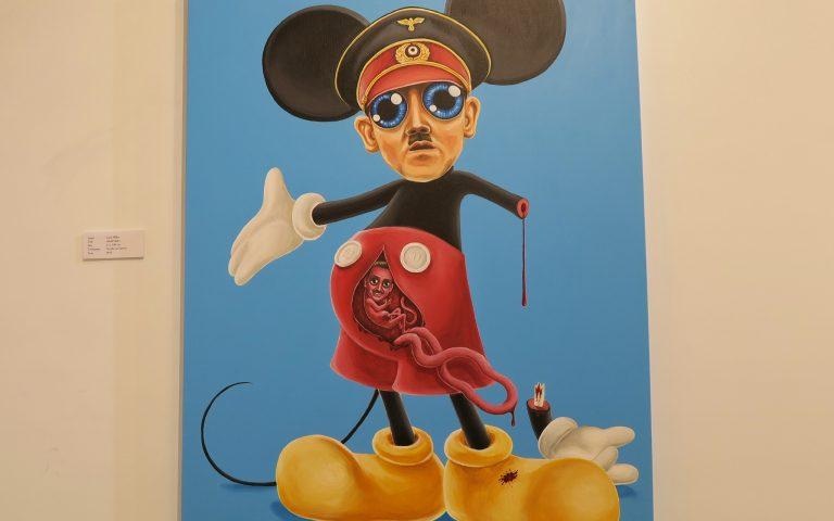 Тема Гитлера в современном тайском искусстве