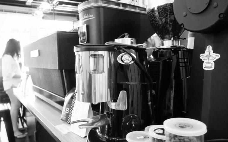 Кофейный арсенал