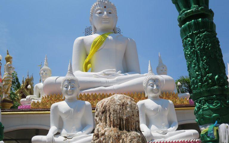 Будды в светлом