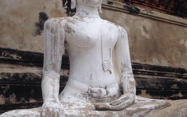 Будда был белым