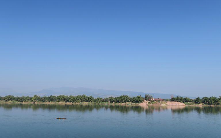 Завершено: 2000 км вдоль берегов Меконга