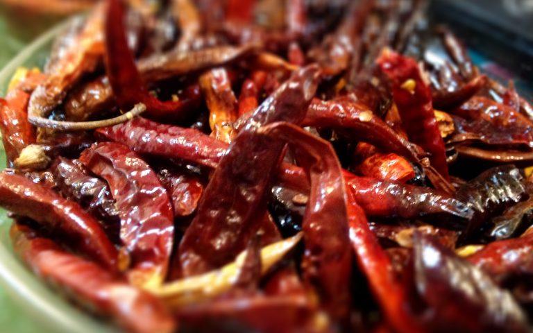 Перец красный – истинно тайский
