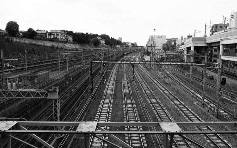 Токио железнодорожный