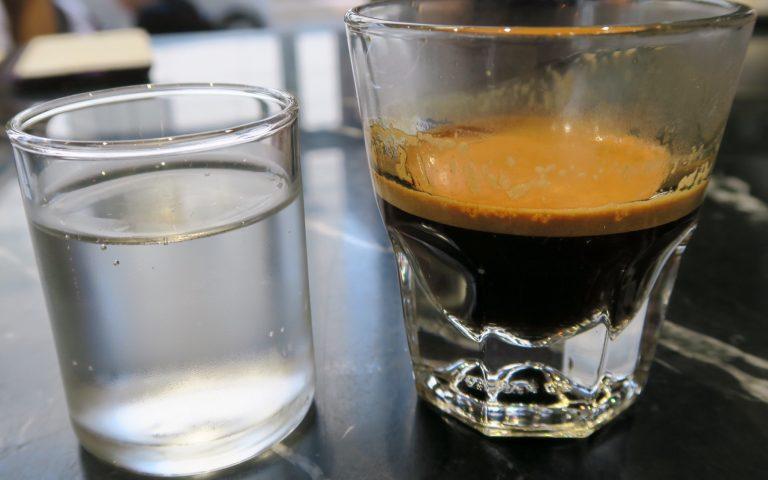 Безупречный японский кофе эспрессо